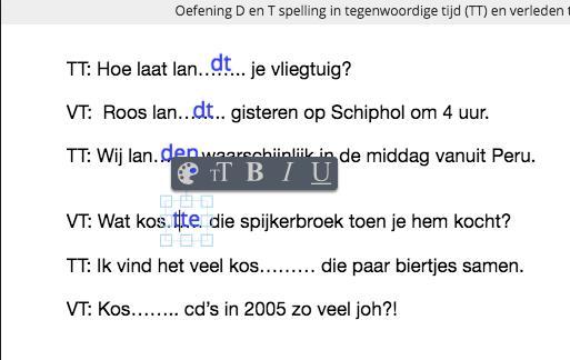 Online bijles Nederlands