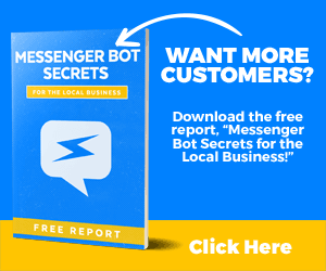 Messenger Bots for the local business