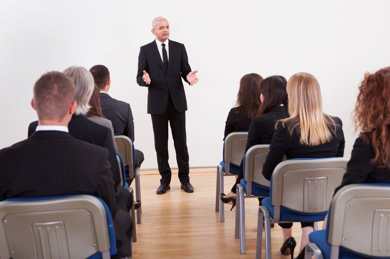 Presenting a Presentation