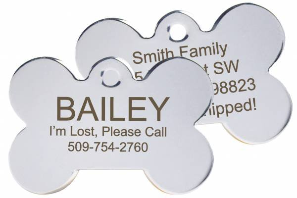 Best Gifts for Pets- Pet Tags