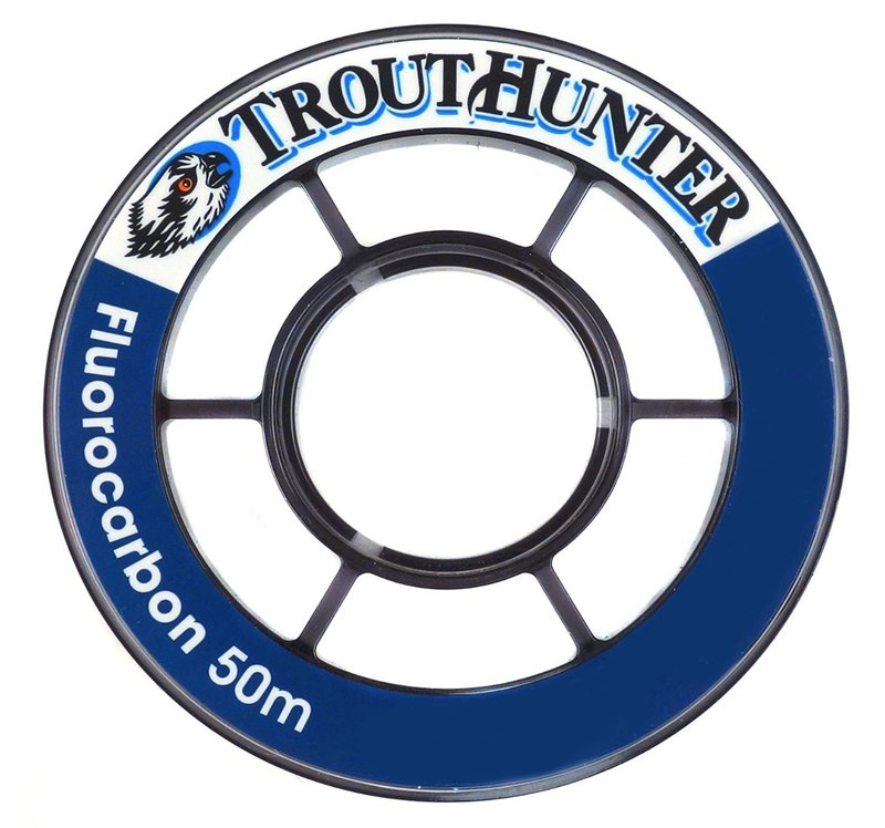 Trout Hunter Fluorocarbine tippet