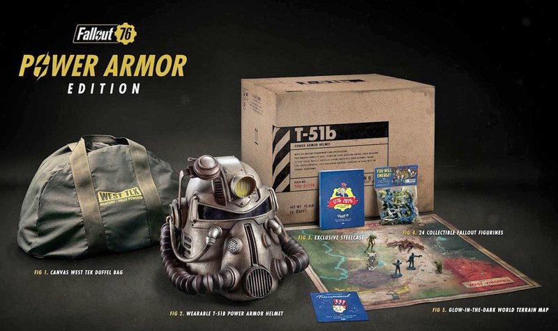 fallout76 power armor edition