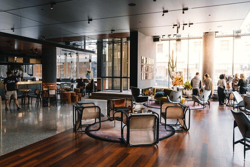 QT Perth Lobby