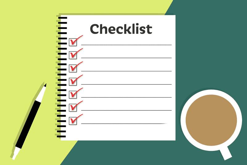 seo keywords checkliste