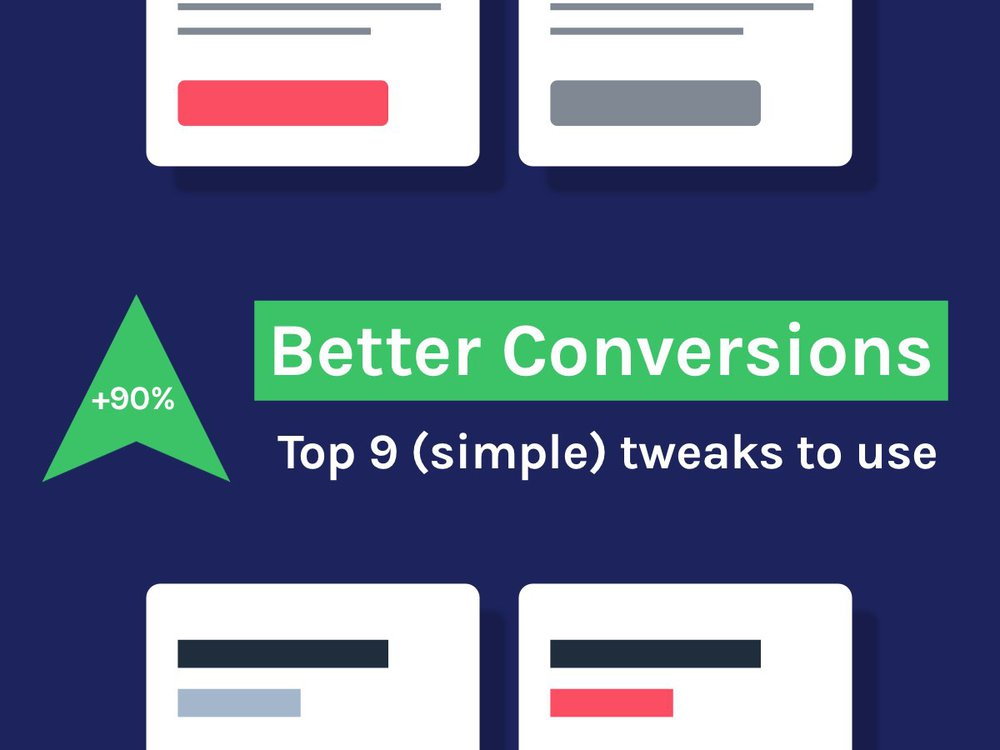 Better conversions SaaS Marketing