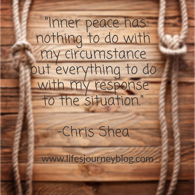inner peace and happiness