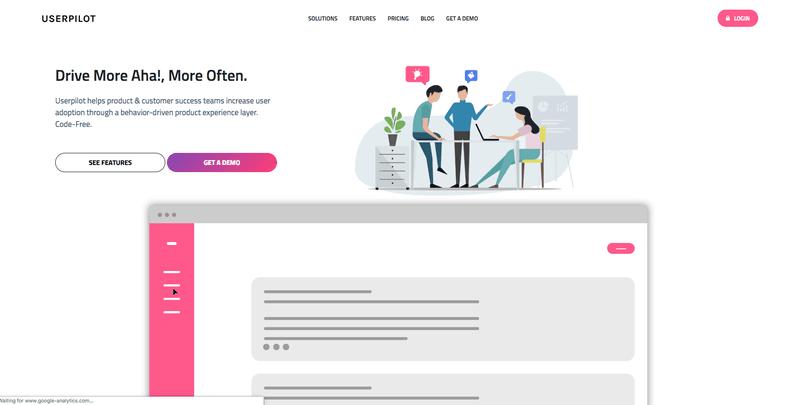 Userpilot on Customer Satisfaction
