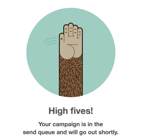 Personalized User Onboarding Mailchimp