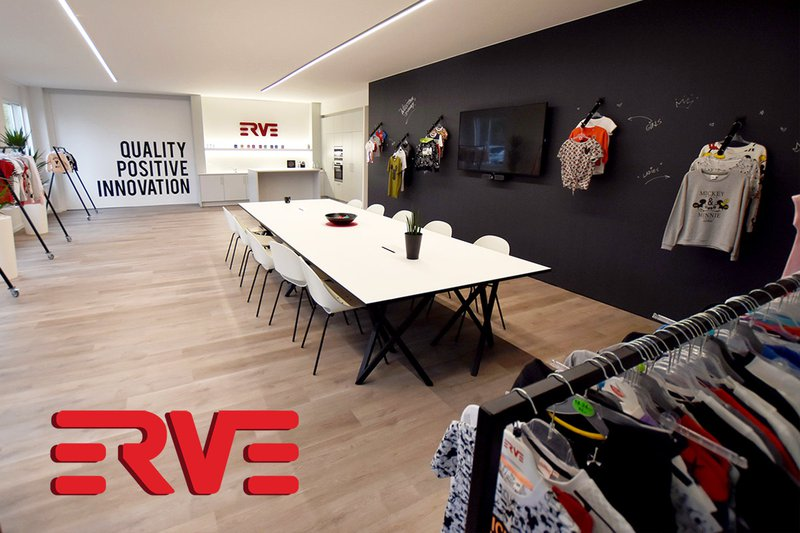 Erve Europe (Van der Erve NV) - New showroom near Brussels