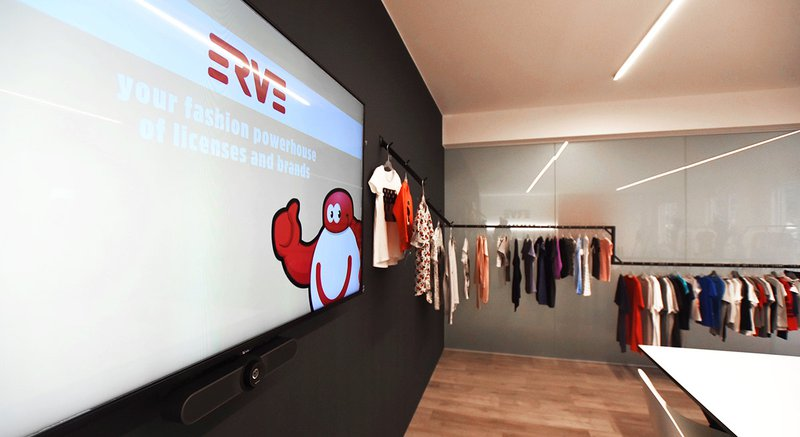 Erve Europe (Van der Erve NV) - Multifunctional meeting space