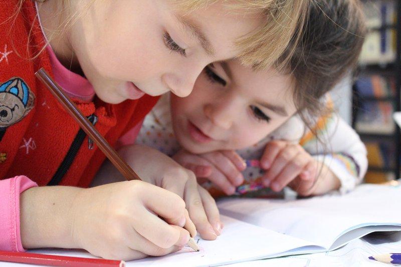 Children at Top Edmonton Schools