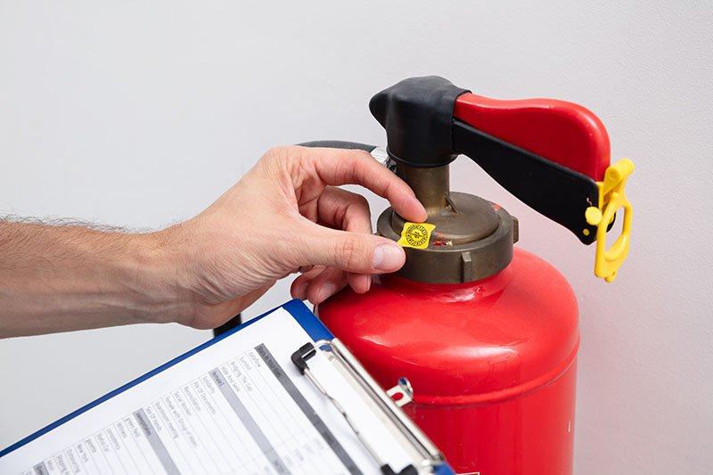 FIELD SERVICE MANAGEMENT SOFTWARE BENEFITS FIRE EXTINGUISHER