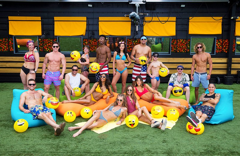 Big Brother 20 Cast Photo