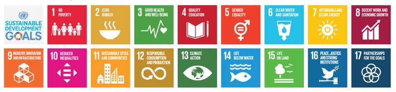 Web Summit 2018 SDGs