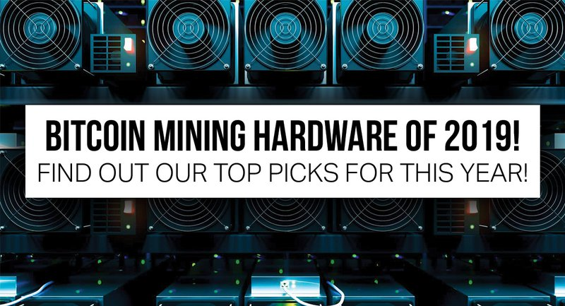 What is the best hardware for bitcoin mining