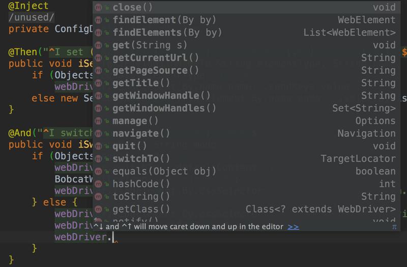 Bobcat Test Framework as an AEM-Focused UI Testing Framework